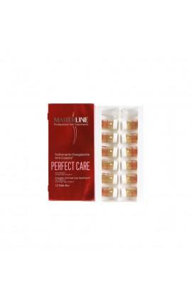 Priemonė nuo plaukų slinkimo (Perfect Care) 12x8 ml