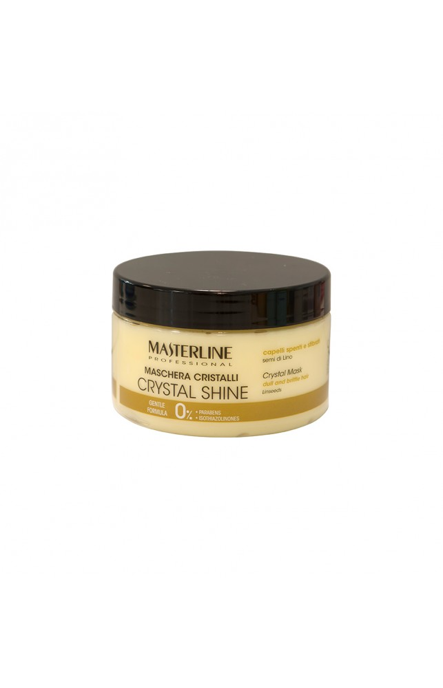 Skystųjų kristalų kaukė (PROLine Crystal Shine) 250 ml